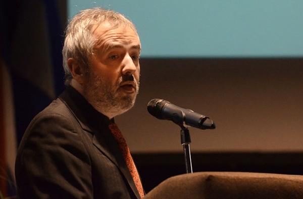 Jordi Tresserras, catedrático de la Universidad de Barcelona. (Ricardo Alcaraz Díaz: Diálogo)