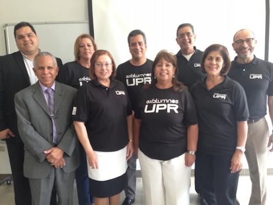 Grupo Pionero UPR Carolina Donantes para Fonto Dotal 2015. (Suministrada)