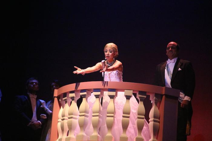 """Tras su reapertura en el 2006 y bajo la nueva dirección del profesor Edgar García, el Teatro de la UPR estrenó su propia compañía teatral, """"Teatro Repertorio"""", que estrenó en el 2010 con el musical Evita, logrando 12 funciones llenas a capacidad. (Seminario Multidisciplonario   de Información y Documentación José Emilio González)"""