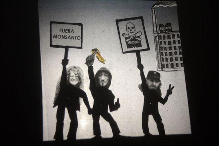 La verdadera verdad sobre Monsanto:Papel Machete 04