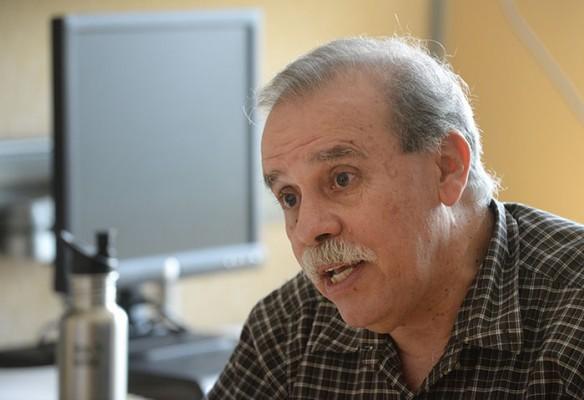 El planificador Félix Aponte Ortiz. (Ricardo Alcaraz / Diálogo)