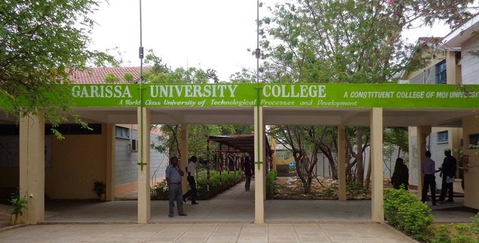El Colegio Universitario de Garissa, Kenia, donde ocurrió la masacre de 147 estudiantes universitarios. (Suministrada)