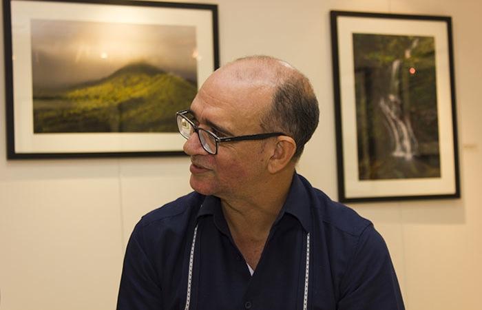 Para Augusto Gandía Ojeda, la fotografía se convirtió en una terapia.