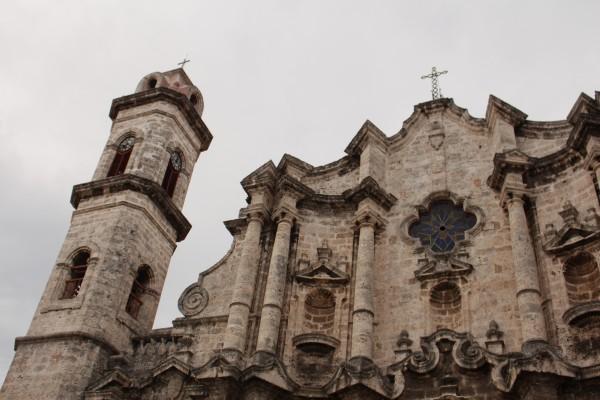 Catedral San Cristóbal de La Habana (María de Lourdes Vaello/ Diálogo)