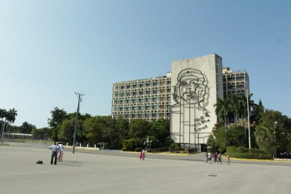 Plaza de la Revolución de La Habana (María de Lourdes Vaello/Diálogo)
