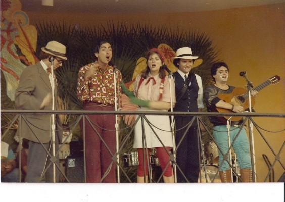 El circo Circolo se presentó en San Juan en los años 70