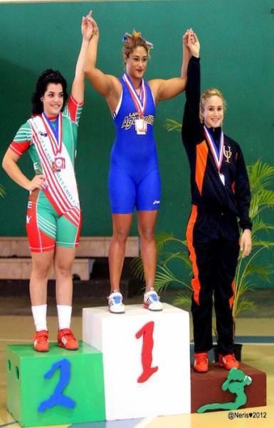Janelise Pratts ganó tres medallas de oro en la pasada temporada de las Justas de la LAI. (Suministrada)