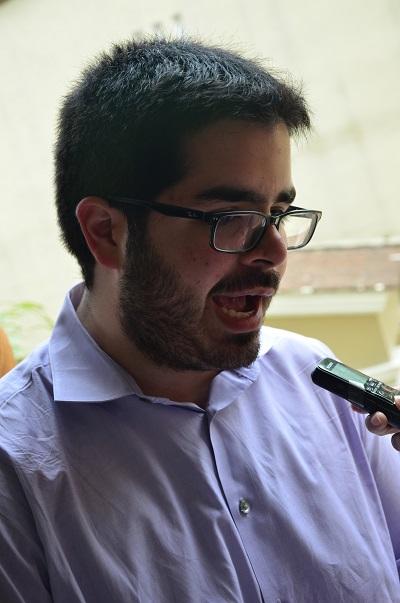 Guillermo Guasp Pérez, presidente del CGE. (David D. Pérez Aponte / Diálogo)