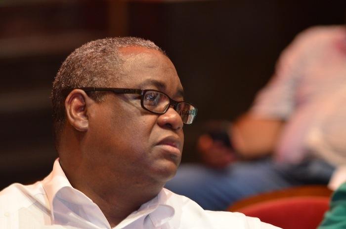 El rector de la UPRRP, Carlos Severino. (David D. Pérez/ Diálogo)
