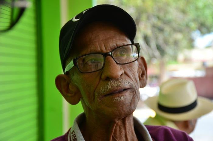 Carlos Figueroa pertenece al grupo de jugadores de Río Piedras desde hace más de 40 años. (David Pérez/Diálogo)