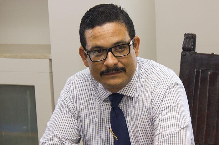 Presidente de la UPR, Uroyoán Walker Ramos.