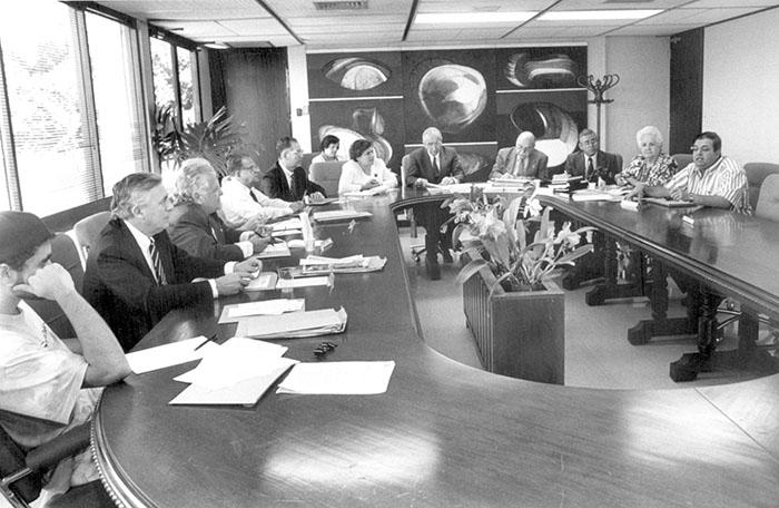 Alemañy formó parte de la Junta de Síndicos de la UPR para el 1993. (Ricardo Alcaraz / Diálogo)