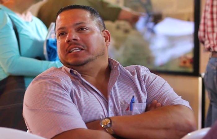 William Solís, alcalde de Culebra. (Adriana De Jesús/Diálogo)