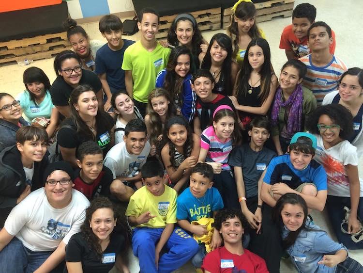 San Juan Drama Teens 2015 (Foto cortesía San Juan Drama Company).