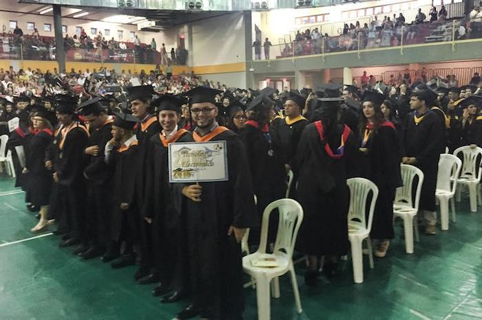 Graduación 2015 UPR en  Aguadilla