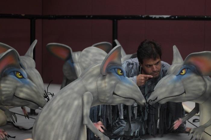 El festival incluye teatro tradicional y no tradicional que se desarrollan de manera creativa. (Suministrada)