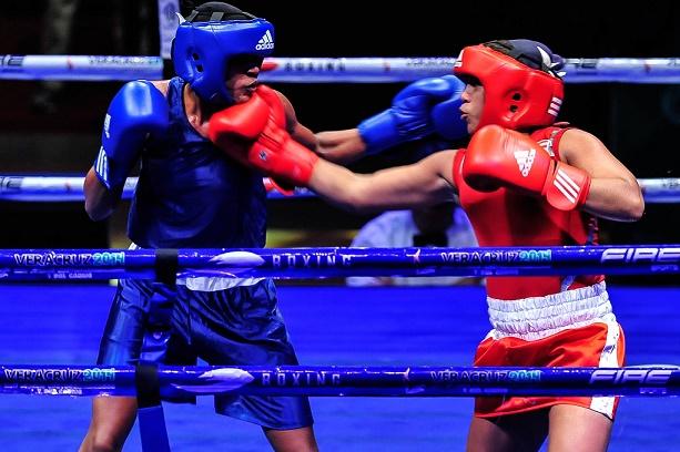 Kiria Tapia, a la derecha, busca repetir su medalla panamericana en Toronto. (COPUR Archivo)