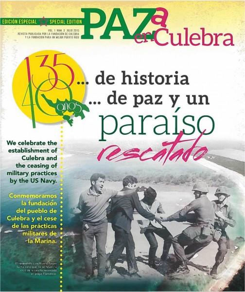 Paz a en Culebra 2015.