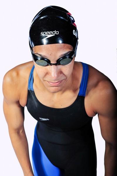 Vanessa García quiere su medalla de oro Panamericana. (Quique Aparicio -COPUR)