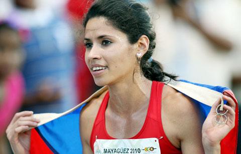 Beverly Ramos buscará una medalla panamericana en Toronto. (www.atletismofapur.com)