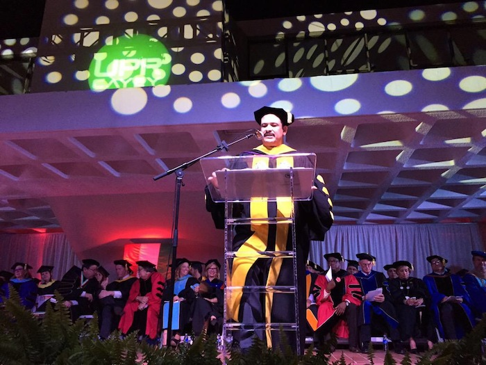 Uroyoán Walker Ramos, presidente de la UPR. (Suministrada)