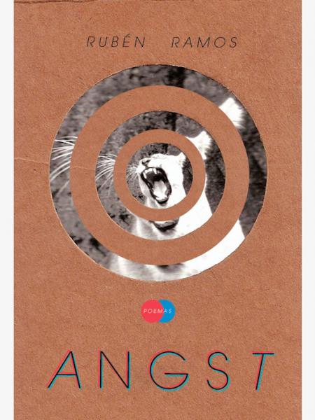 Angst, de Rubén Ramos, es un libro de 113 poemas. (Suministrada)