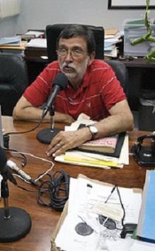 Diálogo recordó la vida y obra de Ortiz Angleró de la mano de uno de sus mejores amigos, el licenciado José Enrique Aroyoa Santaliz. (Flickr: Rolando Emmanuelli-Jiménez, J.D. LL.M.)