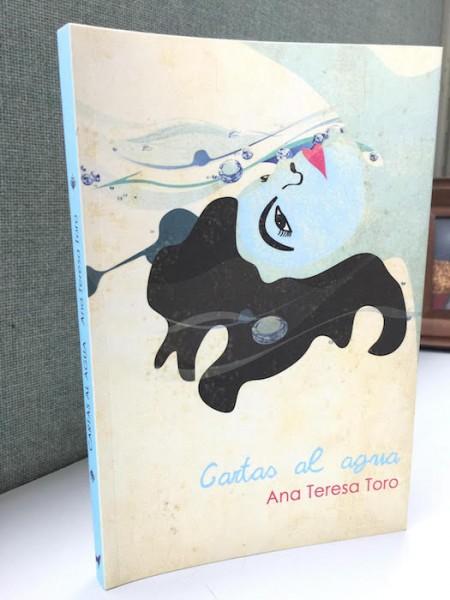 Cartas al agua es la primera novela de la reconocida periodista Ana Teresa Toro. (Cristian Arroyo/Diálogo)