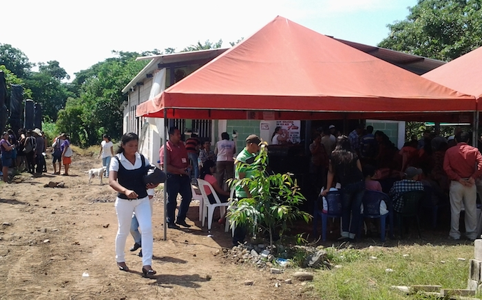 San Vicente, El Salvador. (Suministrada)