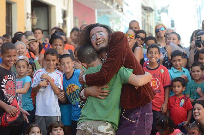 El Circo Fest será el 5 y el 6 de marzo en el Viejo San Juan. (Ricardo Alcaraz/Diálogo)