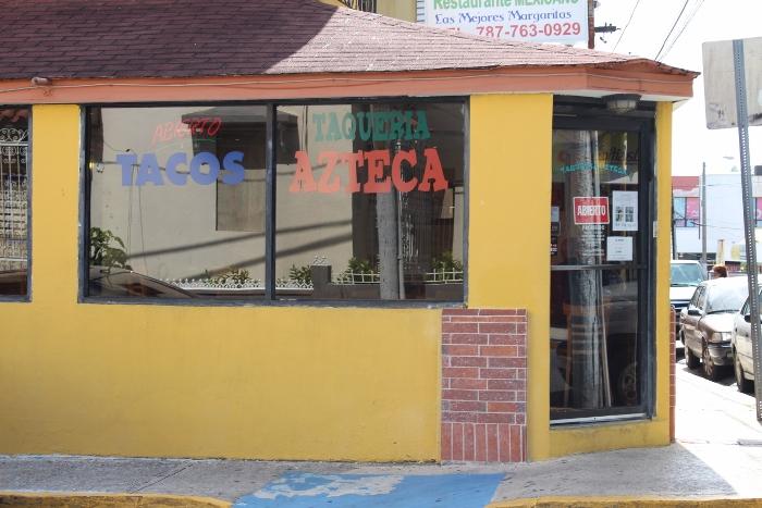 Taquería Azteca (Michelle Estades)