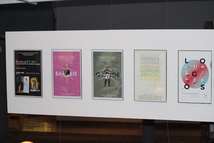 """El grupo """"Logos"""" busca fomentar la interdisciplinariedad en un espacio intelectual formativo que lanzaron públicamente en el Museo de la UPR de Río Piedras. (Cristian Arroyo /Diálogo)"""