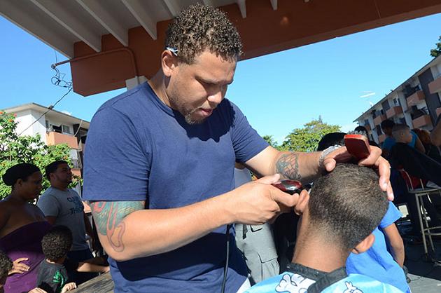 Misael Ayala es recordado por lograr que las pandillas alcanzara la paz en Llorens. (Ricardo Alcaraz - Diálogo)