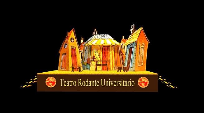 """Escenografía del Teatro Rodante Universitario, diseñado por """"Checo"""" Cuevas. (Suministrada)"""