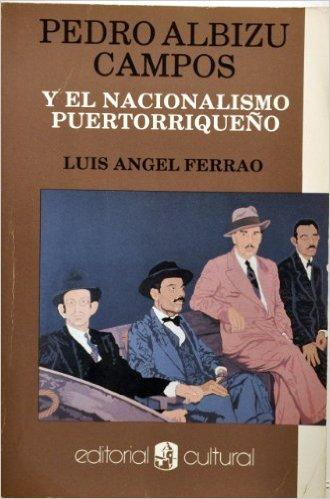 Libro de Luis ferrao