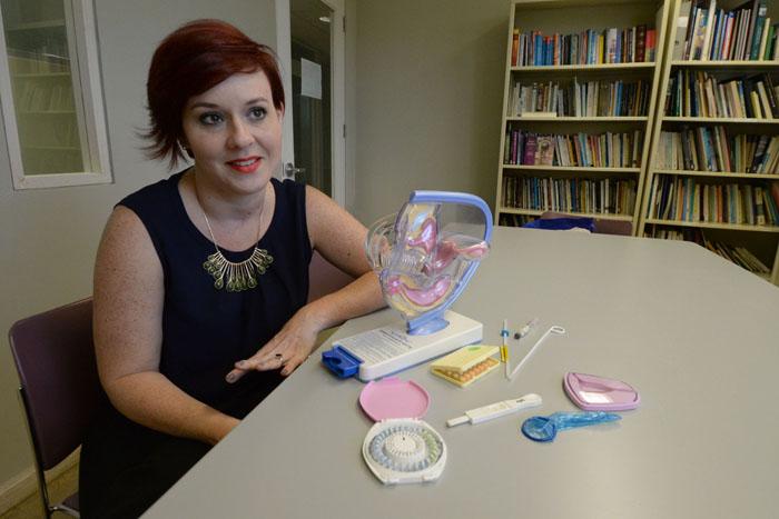 Marlene McCloskey, directora de la Unidad de Servicios Integrales en Salud Sexual y Reproductiva de las oficinas de Pro Familia. (Ricardo Alcaraz/ Diálogo)