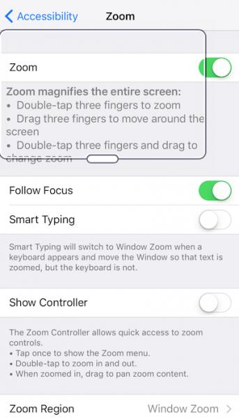 Zoom (Apple)
