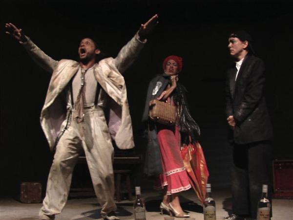 Delirio Habanero por Alberto Pedro producida por Teatro de la Luna. (Suministrada)