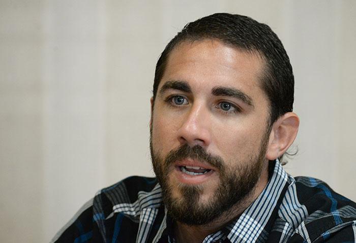 El doctor Ángel Pérez es el coordinador de los estudiantes de práctica de CAUCE. (Ricardo Alcaraz/Diálogo)