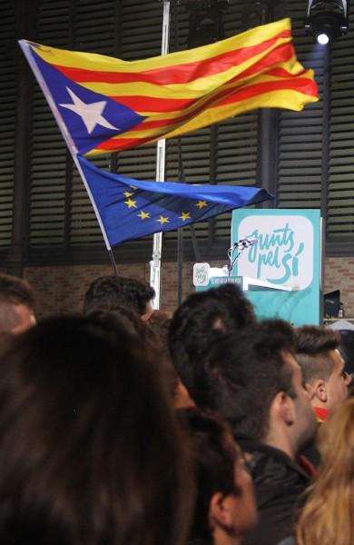 Durante la última década, el número de catalanes que favorece la independencia de esa comunidad autónoma española, ha crecido exponencialmente. (Luis De Jesús / Especial para Diálogo)