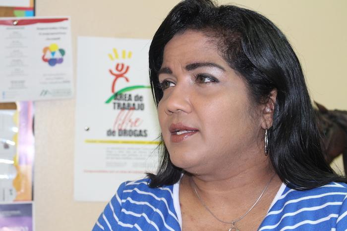 Ana Delia Velázquez, directora escolar. (Glorimar Velázquez/ Diálogo)