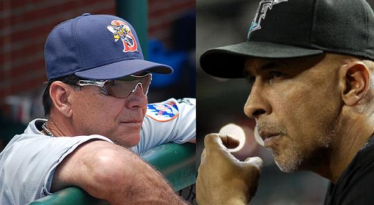 Dos dirigentes históricos del béisbol boricua: Mako Oliveras, izquierda, y Edwin Rodríguez. Ambos hablaron con Diálogo sobre el racismo en las Grandes Ligas.