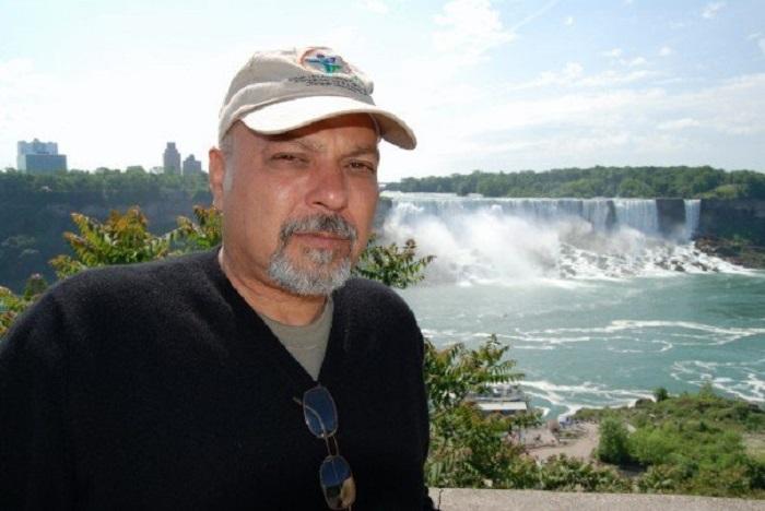 En la foto, Eduardo Aguiar, productor y creador de Puerto Rican Voices. (Suministrada)