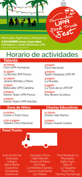 La actividad tiene como objetivo recoger donativos para el fondo dotal de la UPR. (Suministrada)