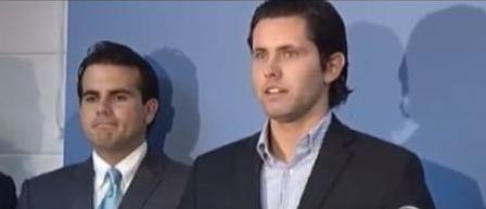 """Arroyo ha compartido bastante con Ricardo Rosselló. """"¿Cómo es posible que Ricardo Rosselló, que yo pensaba que representaba un cambio en el PNP, estuviera de la mano del mismo partido republicano que ha votado en contra de los proyectos de estatus?"""", dijo. (suministrada)"""