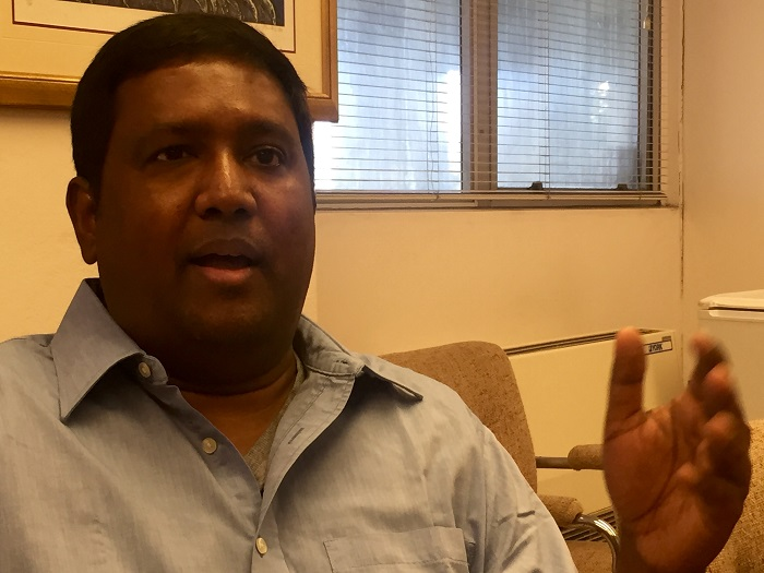 En la foto, el investigador Mohan Babu. (Suministrada)