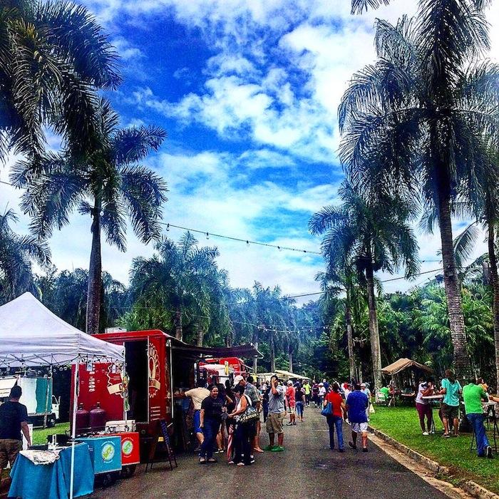El Parrandón Food Truck Fest 2015