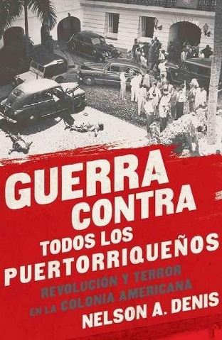 Portada del libro en español.