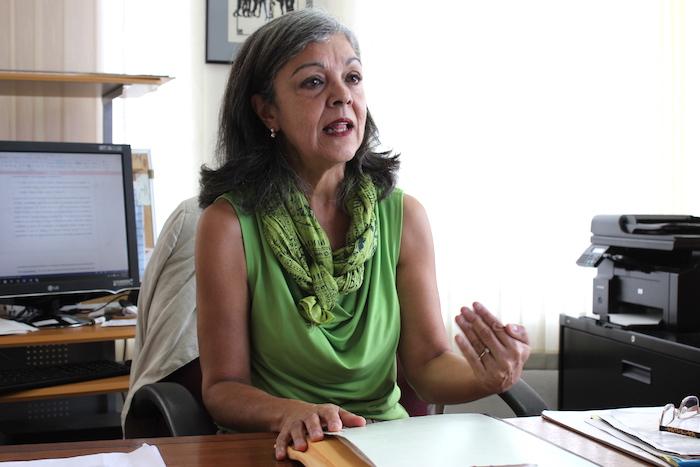 Licenciada Nora Vargas. (Adriana De Jesús Salamán/Diálogo)