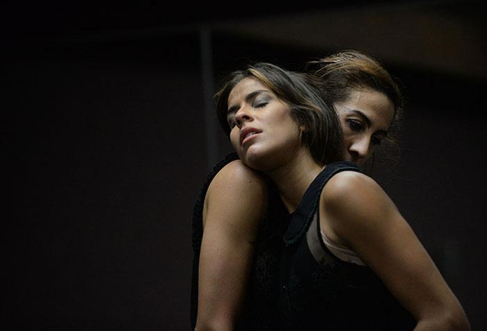 María Alejandra Castillo y Beatriz Irizarry (Ricardo Alcaraz /Diálogo)